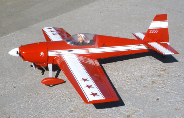 You are browsing images from the article: Modeltech Extra 300